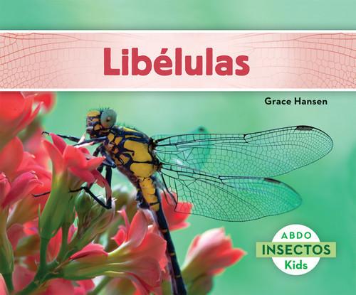 Cover: Libélulas