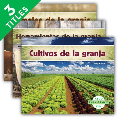 Cover: En la granja (On the Farm) (Spanish Version)