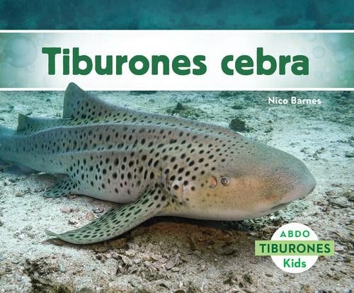Cover: Tiburones cebra