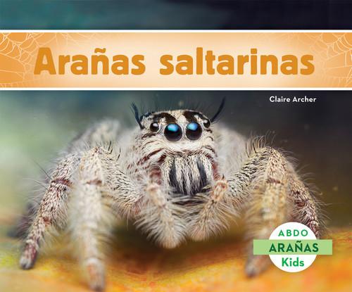 Cover: Arañas saltarinas