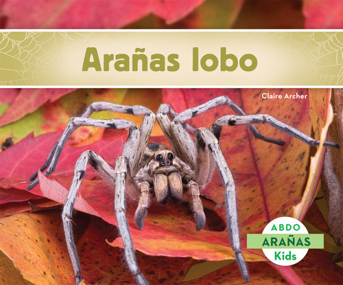 Cover: Arañas lobo