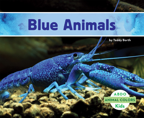 Cover: Blue Animals