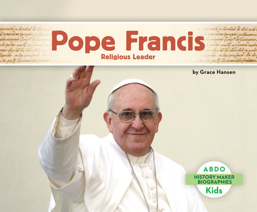 Cover: Pope Francis: Religious Leader