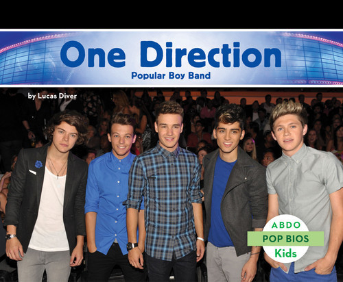 Cover: One Direction: Popular Boy Band