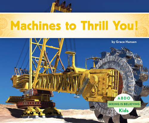 Cover: Machines to Thrill You!