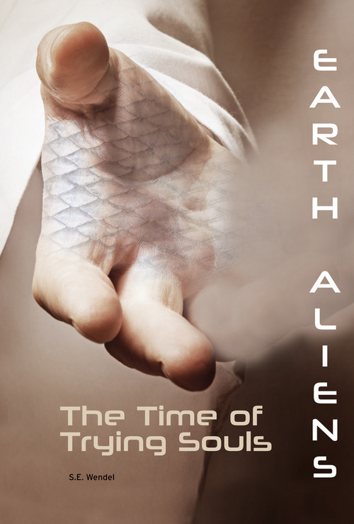 Cover: Time of Trying Souls #3