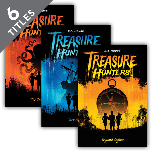 Cover: Treasure Hunters