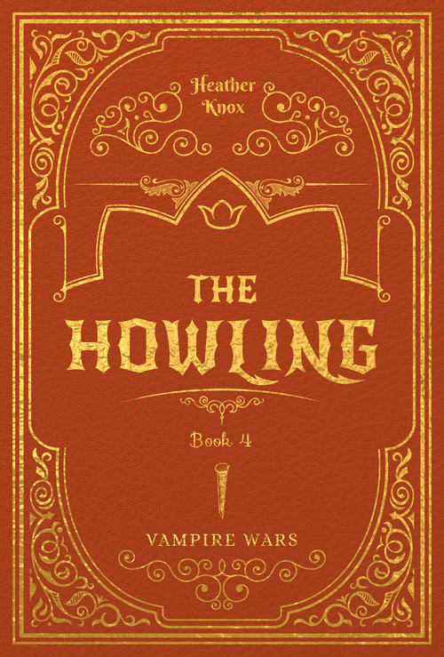 Cover: The Howling #4