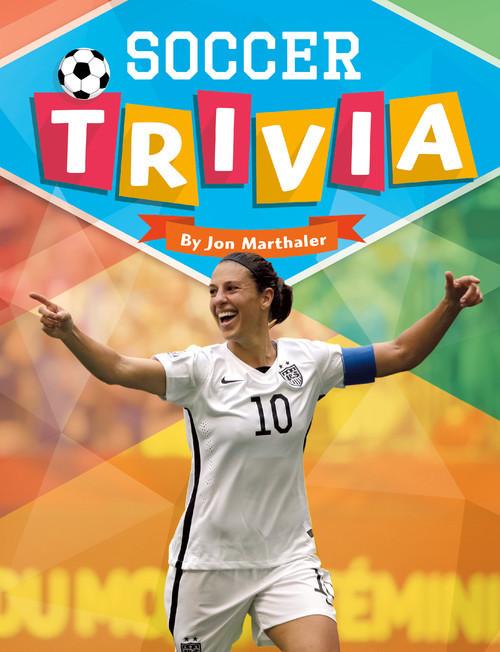 Cover: Soccer Trivia