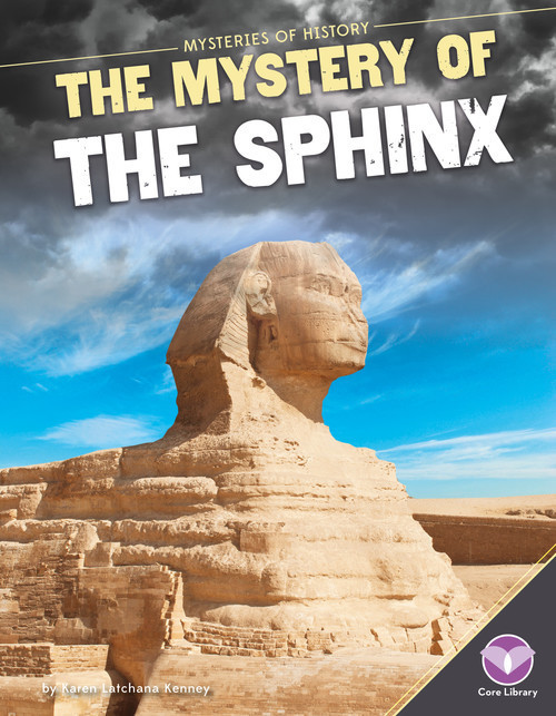 Cover: Mystery of the Sphinx