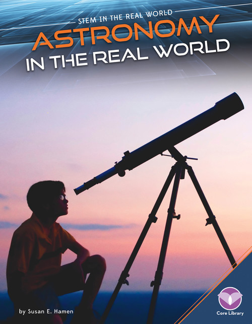 Cover: Astronomy in the Real World