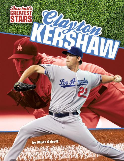 Cover: Clayton Kershaw