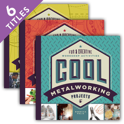 Cover: Cool Industrial Arts