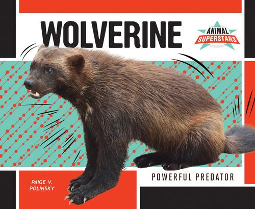 Cover: Wolverine: Powerful Predator