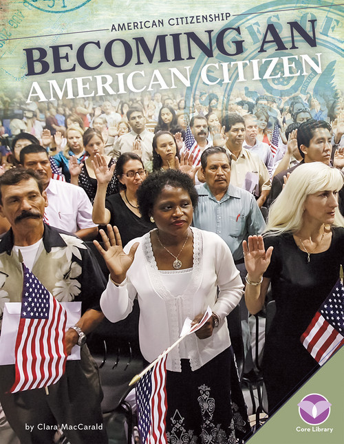 Cover: Becoming an American Citizen