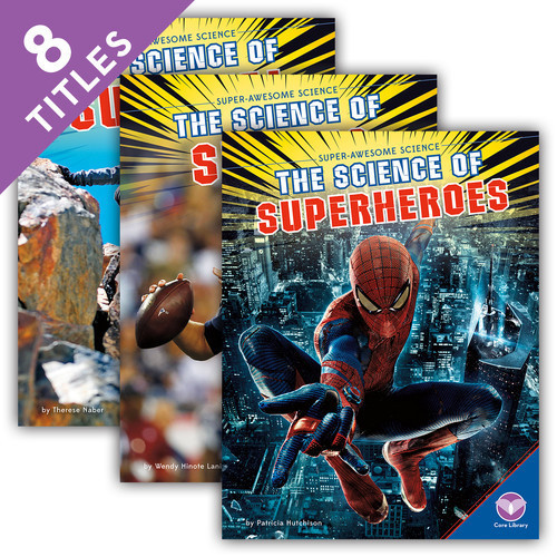 Cover: Super-Awesome Science