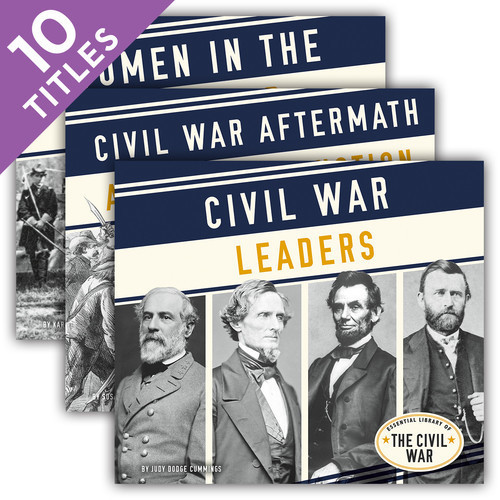 Cover: Essential Library of the Civil War