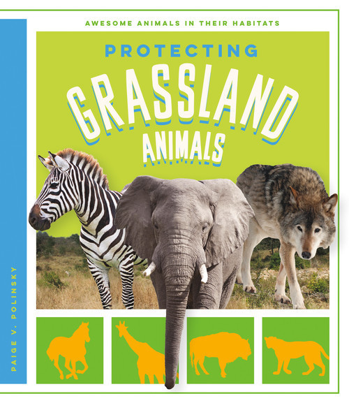 Cover: Protecting Grassland Animals