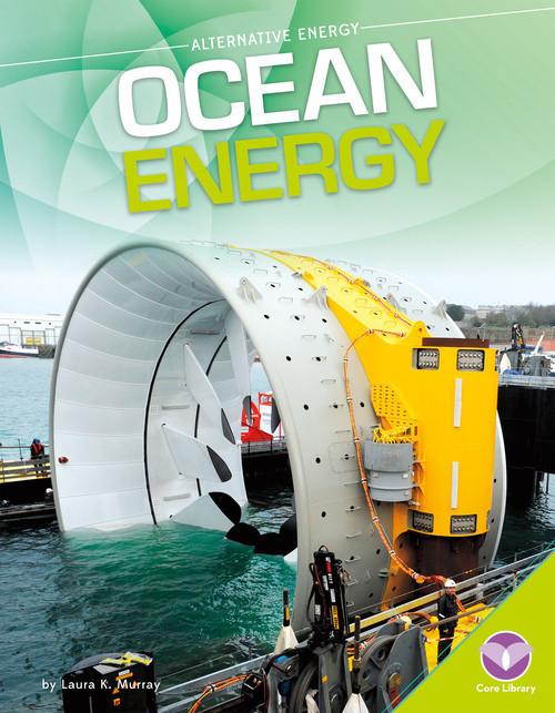 Cover: Ocean Energy