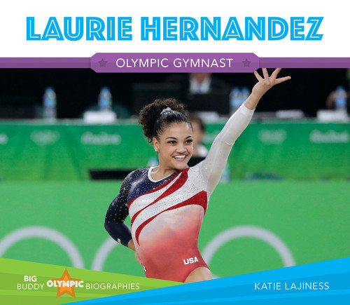 Cover: Laurie Hernandez