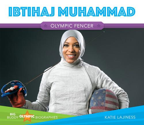 Cover: Ibtihaj Muhammad