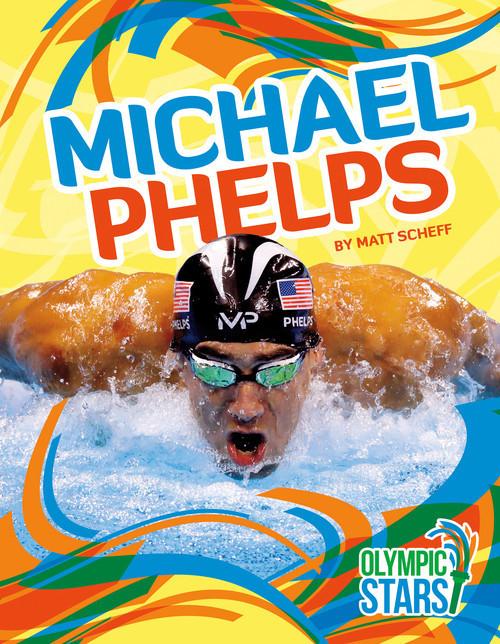 Cover: Michael Phelps