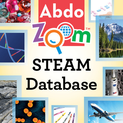 Cover: Abdo Zoom STEAM Database