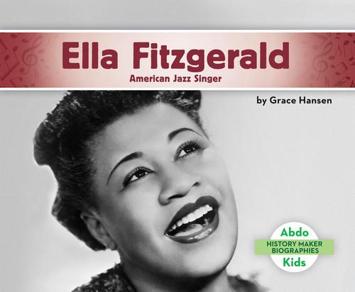 Cover: Ella Fitzgerald: American Jazz Singer