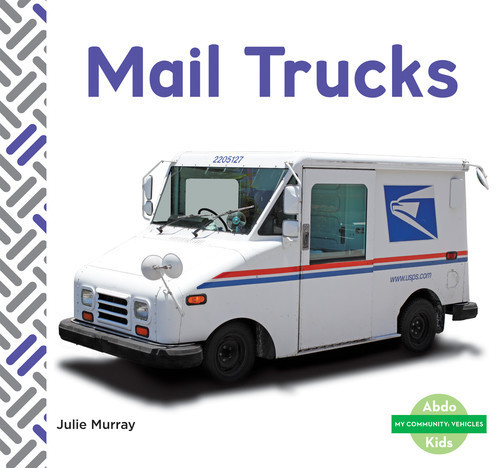 Cover: Mail Trucks