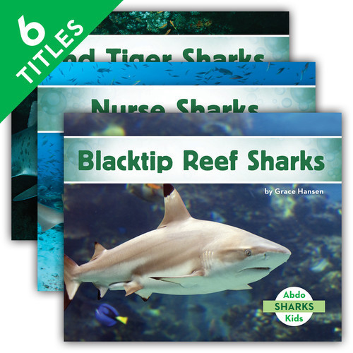 Cover: Sharks Set 2