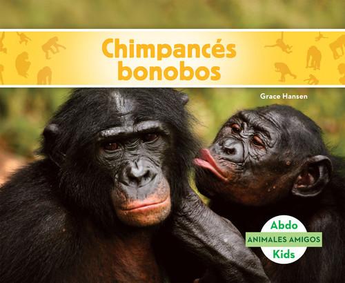 Cover: Chimpancés bonobos