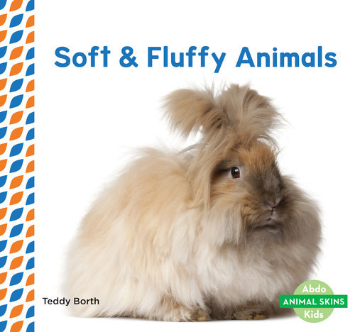 Cover: Soft & Fluffy Animals