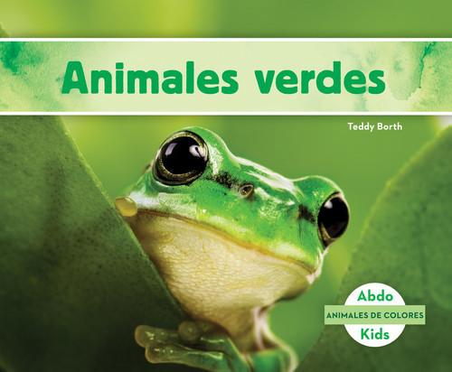 Cover: Animales verdes