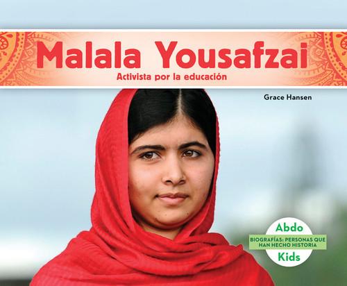 Cover: Malala Yousafzai: Activista por la educación
