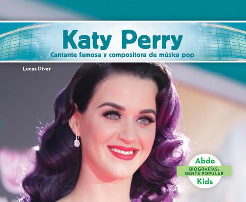 Cover: Katy Perry: Cantante famosa y compositora de música pop