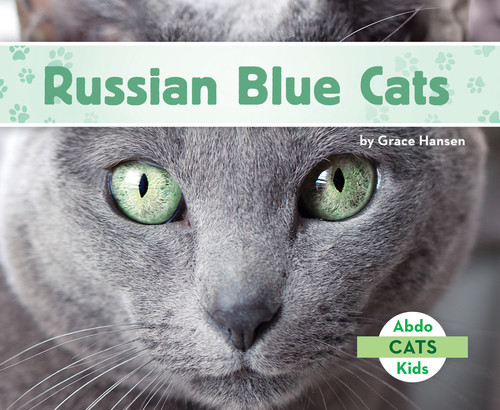 Cover: Russian Blue Cats