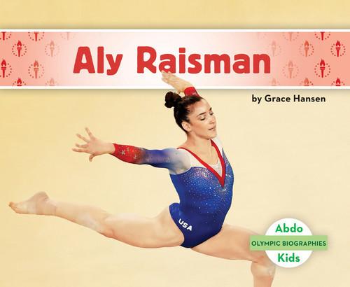 Cover: Aly Raisman