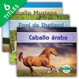 Cover: Caballos Set 2  (Horses Set 2)