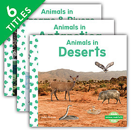 Cover: Animal Habitats