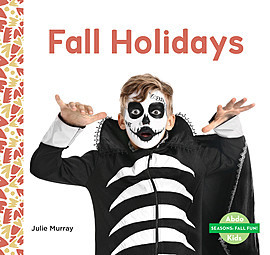 Cover: Fall Holidays