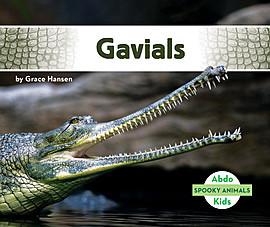 Cover: Gavials