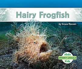 Cover: Hairy Frogfish