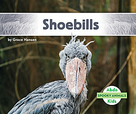 Cover: Shoebills