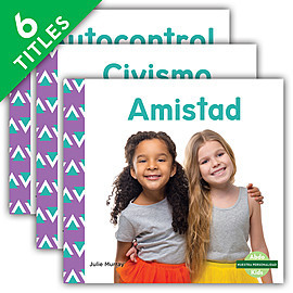 Cover: Nuestra personalidad 2 (Character Education Set 2)