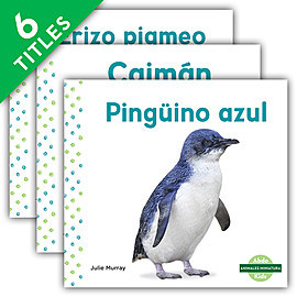Cover: Animales miniatura (Mini Animals)