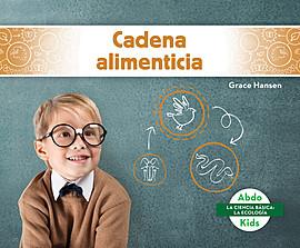 Cover: Cadena alimenticia (Food Chains)