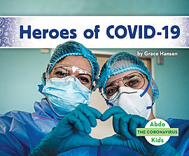Cover: Heroes of COVID-19
