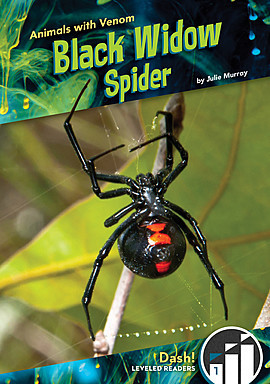 Cover: Black Widow Spider