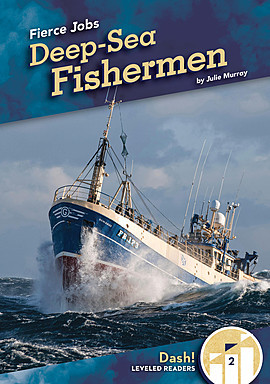Cover: Deep-Sea Fishermen