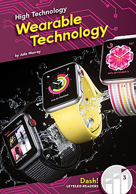 Cover: Wearable Technology
